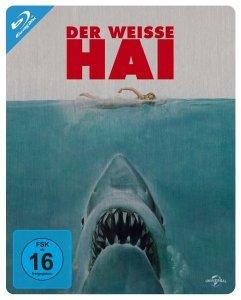 Der weisse Hai-Steelbook
