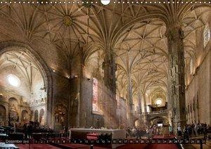 Bruhn, O: Lissabon - Portugals Metropole (Wandkalender 2015