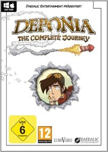 Deponia-The Complete Journey (PC-DVD)