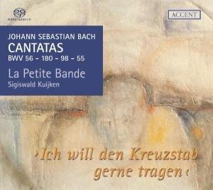 Kantaten BWV 56/180/98/55