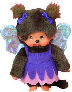 Monchhichi Fairy Girl, ca. 20 cm