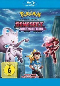 Pokémon 16 - Genesect und die wiedererwachte Legende - Blu-ray