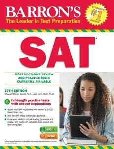 Barron's SAT