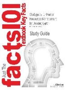 Studyguide for Human Resources Management by Dessler, Gary, ISBN