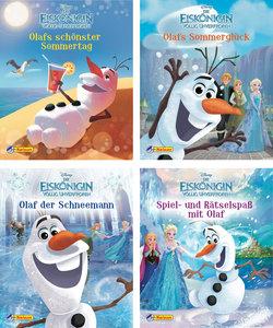 Nelson Mini-Bücher: 4er Disney Die Eiskönigin: Olaf der Schneema