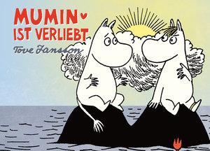 Mumin ist verliebt