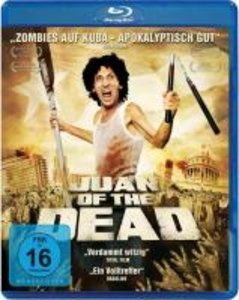 Juan of the Dead-Blu-ray Disc