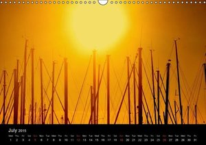 Marseille in my Heart (Wall Calendar 2015 DIN A3 Landscape)
