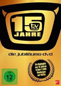 TV Total-15 Jahre Jubiläums-Box