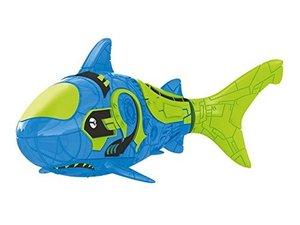 Robo Fish Hai Blau/Grün