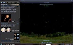 Redshift 8 - Die Planetarium Software