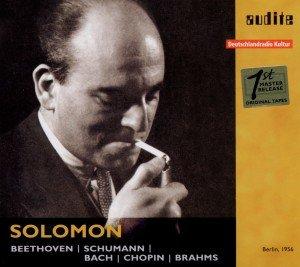 Solomon:Beethoven/Schumann/Bach/Chopin/Brahms