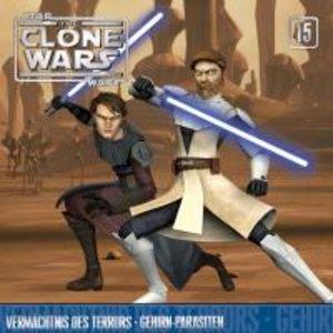The Clone Wars 15: Vermächtnis des Terrors / Gehirn-Parasiten