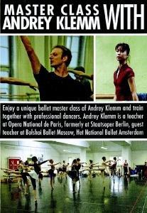 Sur Les Pointes-Master Class Andrey Klemm-