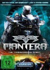 Mantera - The Transforming Robot