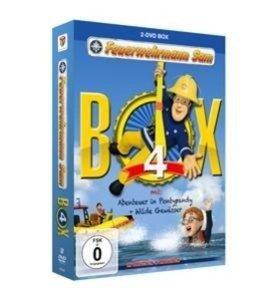 Feuerwehrmann Sam - Box 4. Wilde Gewässer & Abenteuer in Pontypa