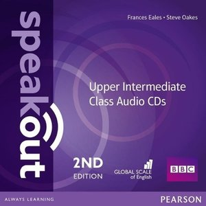 Speakout Upper Intermediate 2nd Edition Class CDs (3)
