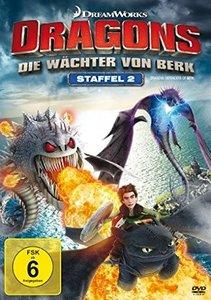 Dragons - Die Wächter von Berk - Staffel 2