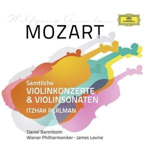 Sämtliche Violinkonzerte &Violinsonaten(Eloquence)