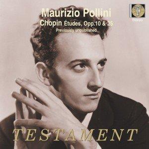 Etüden op.10 & 25 (Unveröffentl.Studioaufnahmen)