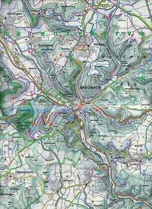 KuF Deutschland Outdoorkarte 42 Schwäbische Alb Münsinger Alb 1