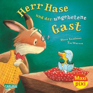 Maxi-Pixi Nr. 203: Herr Hase und der ungebetene Gast. 5 Exemplar