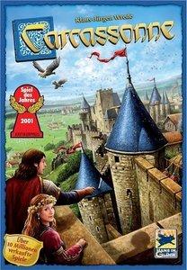 Schmidt 482534 - Carcassonne Edition II