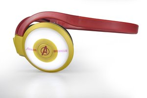Avengers: Age of Ultron - Bluetooth/NFC Neck Headset - Iron Man