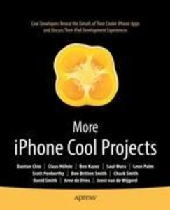 More iPhone Cool Projects