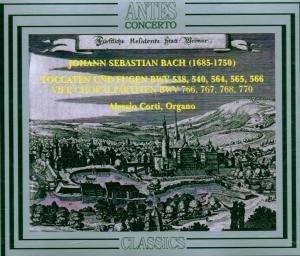 Bach/Toccaten Und Fugen