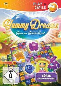 Play+Smile: Yummy Dreams: Reise ins Bonbon-Land (3-Gewinnt-Spiel