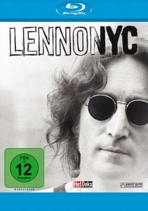 LENNONYC-Blu-ray Disc