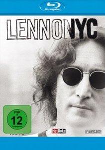 LENNONYC-Blu-ray Disc