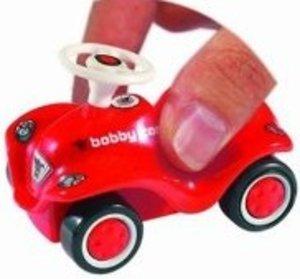 BIG 56969 - New BIG: Pull Back Mini Bobby Car