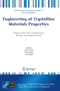 Engineering of Crystalline Materials Properties