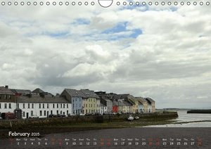 Irish Landscapes (Wall Calendar 2015 DIN A4 Landscape)