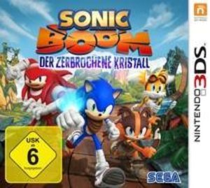 3DS Sonic Boom Crystal