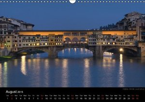 Monuments of Italy 2015 (Wall Calendar 2015 DIN A3 Landscape)