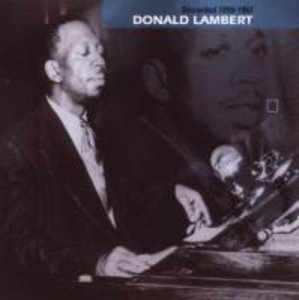Donald Lambert: Recorded 1959-1961