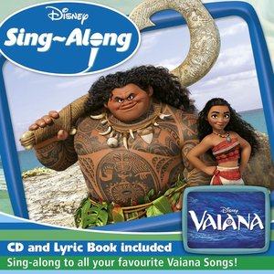 Disney Sing-Along-Vaiana (Engl.Version)