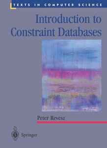 Introduction to Constraint Databases