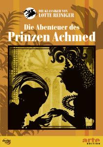 Die Abenteuer des Prinzen Achmed. DVD-Video