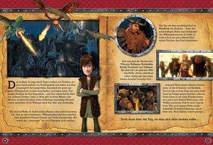 Drachenzähmen leicht gemacht - Das drachenstarke Filmbuch