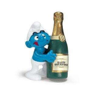 Schleich 20708 - Schlümpfe: Flaschenschlumpf