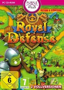 Purple Hills: Royal Defense