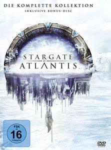 Stargate Atlantis Complete Box (SSN 1-5)