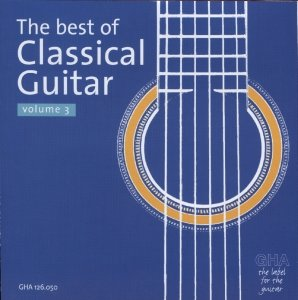 The Best of Classical Guitar,Vol.3