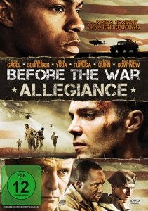 Before the War Allegiance