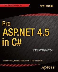 Pro ASP.NET 4.5 in C