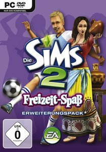 Die Sims 2 - Freizeit-Spaß (Erweiterungspack)
